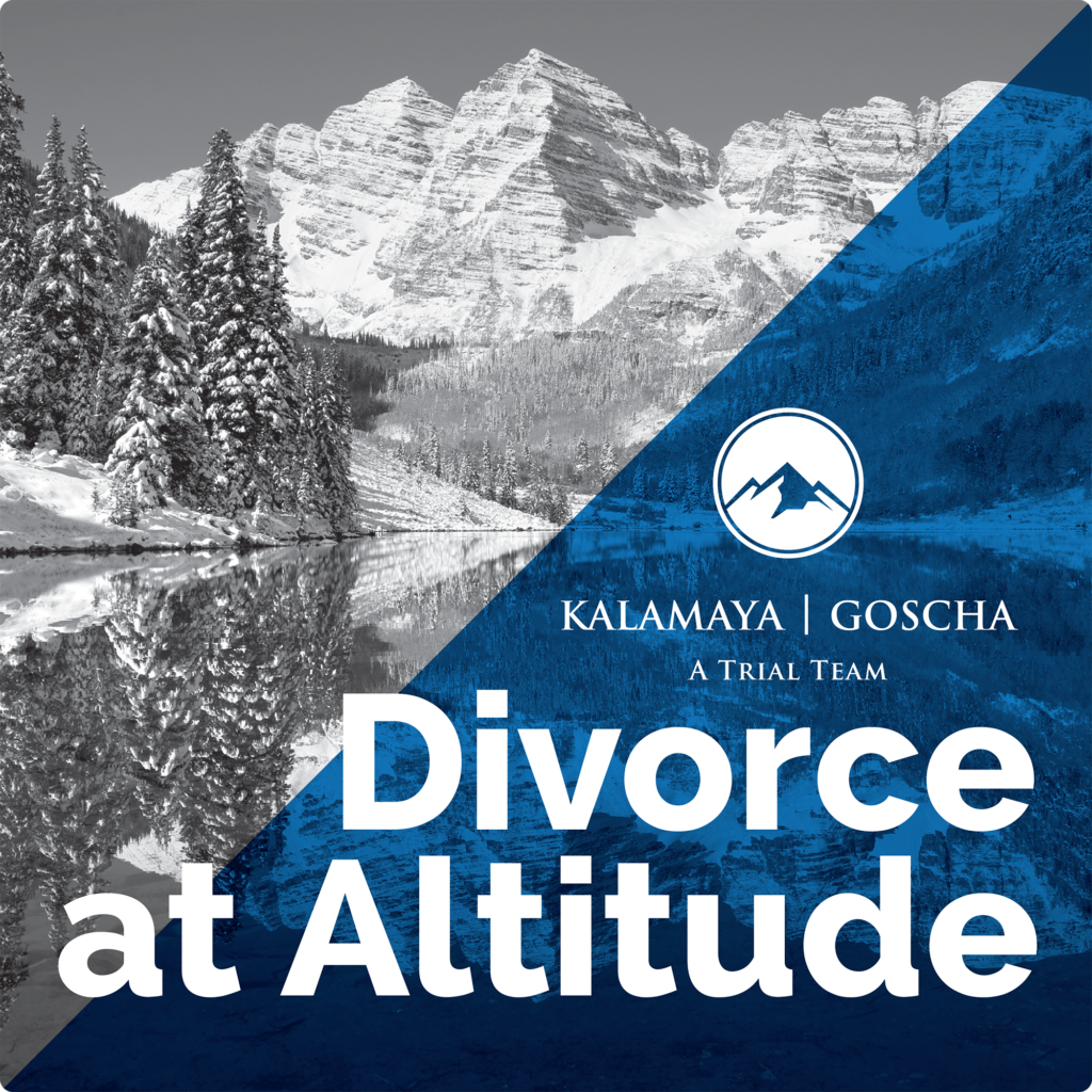 Divorce at Altitude Podcast