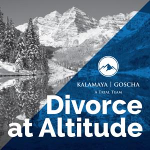 Divorce at Altitude Podcast